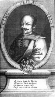 Pietro Della Valle (1586-1652), explorateur italien, parti en Orient pour oublier un chagrin d'amour, en rapporta quelques uns.